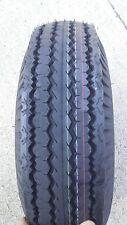 6.90-9 6 Ply Kenda K364 Trailer Tire Mounted on a 5 Hole Steel Wheel