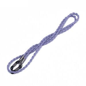 Women Men Leather String Rope Adjustable End Glasses Neck Strap Eyeglass Cord