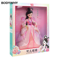 Gift Simulation Articulation Body Ancient Costume Chinese Style Doll Princess