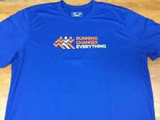 No Boundaries - New Balance - Running Changes Everything Shirt Size Mens 3XL