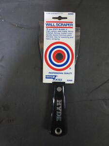 """Hyde 02400 Stiff Blade 3"""" Wall Scraper"""