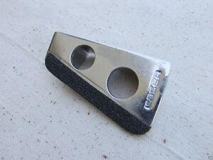 Rare Freestyle, Laser BMX Old School Chrome Frame Stander