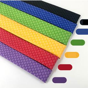 Φ25mm-35mm Colors Non Slip Heat Shrink Tubing Textured Wrap Sleeving Handle Grip