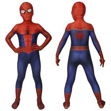 Spider-Man Costume Cosplay Suit Kids Spider-Man Into the Spider-Verse 3D Printed