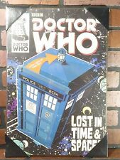 DOCTOR WHO Lost In Time & Space 13x19 Movie Wall Art Plaque Picture NEW