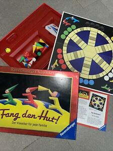 """Ravensburger """"Fang den Hut"""" Spiel Klassiker Spielzeug 263608"""