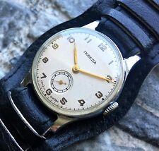 ✩ Vintage POBEDA ☭ USSR 1956 1MchZ im. Kirova 50s old wrist watch 15 Jewels