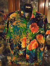 Jams World boys kid Shirt FABULOUS New NWT S SMALL Hawaiian FAB print  SEA LIFE