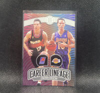 Steve Nash Career Lineage SSP 2019-20 Panini Illusions #22