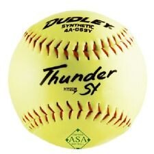 "Spalding, 12"" Poly Core, Thunder Heat Softball"