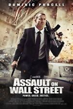 Dvd Assalto a Wall Street ......NUOVO