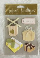 NEW Jolee's Boutique Stickopotamus Sticker Collage - Gift Boxes - SPJC002