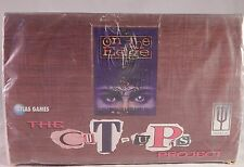Card Game Set Sealed Box On the Edge Cut Ups Project Sealed Atlas Games