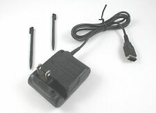 Nintendo Original DS NTR-001 Compatible NTR-002 Battery Charger AC Cord 2 Stylus