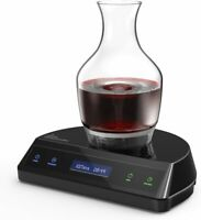 Humbee Chef My Sommelier Electric Wine Aerating Decanter
