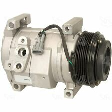 A/C Compressor-New Compressor AUTOZONE/FOUR SEASONS - EVERCO 68316
