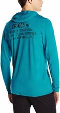 Reebok Crossfit Performance Hoodie Size Large (English Emerald) Men's Sweatshirt