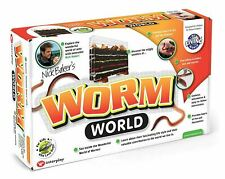 My Living World Worm Kit Nick Bakers Educational Toy 5 Years Children Gift