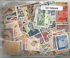 Lot timbres de Turquie