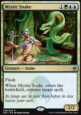 MRM ENGLISH Mystic Snake - Serpent Mystique  MTG Magic M25