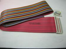 """40 Posn DIP Ribbon Cable Assembly 24"""" Single End AP Products - NOS Qty 1"""