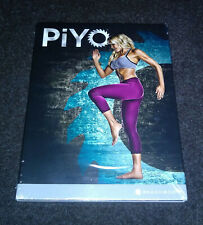 2016 PIYO 3 DVD 10 Workout Exercise Set Base Kit w/ Guides Chalene Johnson OOP
