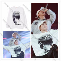 KPOP EXO XIUMIN Sweater I am Both EXO'rdium Concert Pullover Unisex Sweatershirt