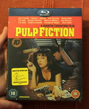 NEW UK REGION B PULP FICTION BLU-RAY STEELBOOK ***FREE POSTAGE WORLDWIDE***