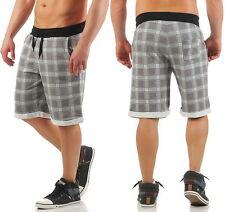 Carisma Sweat short bermudas pantalones cortos Capri Karo Sport jogger Beach gris L