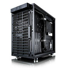 Fractal Design Define Nano S No Power Supply Mini-ITX Case w/ Window (Black)