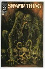 Swamp Thing #88 DC Comics 1989 Wheeler Yeates VFN
