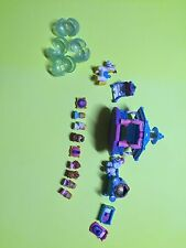Squinkies Lot Disney Cinderella Figures Prince Carriage Horse Mice Euc Ships $0