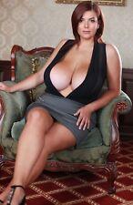 XENIA WOOD  - SET OF 20 SEXY 12x8 PHOTO PRINTS - GLAMOUR/ PORN MODEL