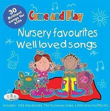 Come and Play: Nursery Rhymes/Fairy Stories by CRS Publishing (CD-Audio, 2008)