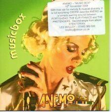 (843C) Anemo, Music Box - DJ CD
