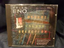 Brian Eno - Desert Island Selection