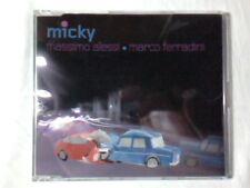MASSIMO ALESSI MARCO FERRADINI Micky cds ALFREDO GOLINO