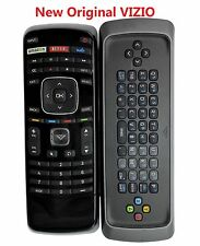 New XRT300 Qwerty Keyboard with Vudu Remote Control for VIZIO LCD LED Smart