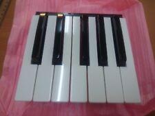 Korg PA900 M50 KROME-61 KROME-73  Octave Key SET  ( 7xWhite  5xBlack Keys )
