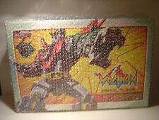 Voltron 30th Anniversary Die Cast Collectors Set - 5 Lions - Key & Base -Toynami