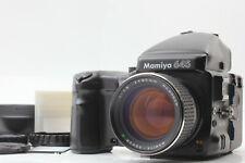 [Top Mint] Mamiya 645 Pro w/ 80mm f1.9 Lens + AE Finder +120 Film Back JAPAN 280