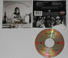 Johnathan Rice - Further North   U.S promo cd - Gold DJ Stamp