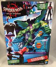 Spider-Man Into The Spider-Verse Super Collider Play Set New