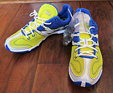 Men's New Balance Spiked Shoe – RX506CB – Blue/Yellow/White – Size 7.5D – NIB