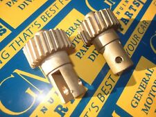 1961-1964 Chevrolet Power Vent Window Gears. Left and Right Pair