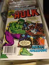 Incredible Hulk #271, 1st App of Rocket Raccoon in comics, Solid Copy!