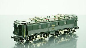 Fulgurex Brass Swiss SBB Be 4/6 HO scale