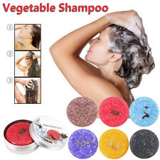 Hair Darkening Shampoo Bar - Natural Organic Conditioner and Repair Essence UK