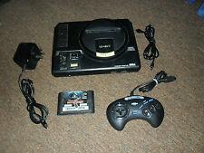 Sega Mega Console Bundle con Drive Mortal Kombat 2 Game & controller