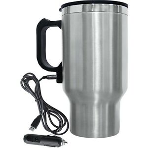 BRENTWOOD APPLIANCES CMB-16C Brentwood Appliances Electric Coffee Mug with Wi...